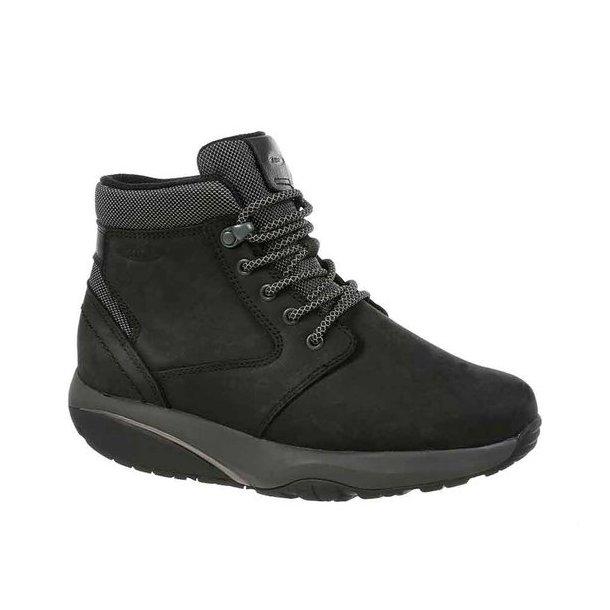 MBT JOMO kort støvle i sort