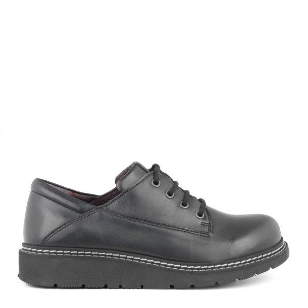 61fe29c368f Sko - sort - 172-35-110 - Dame sko/støvler - Boisen