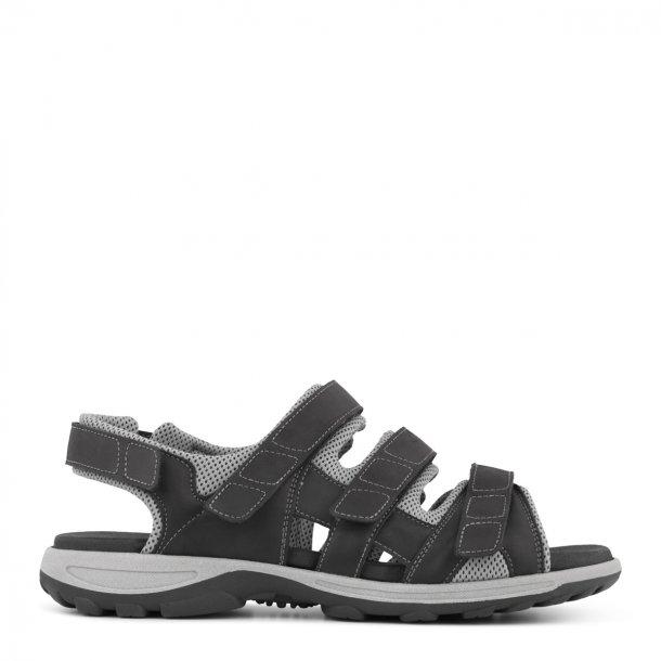 New Feet - Unisex sandal - Sort