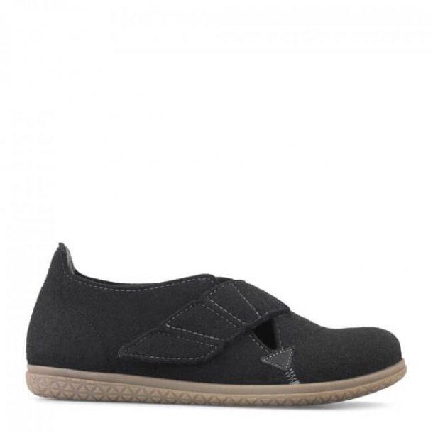 New Feet - Hjemmesko til herre - Sort