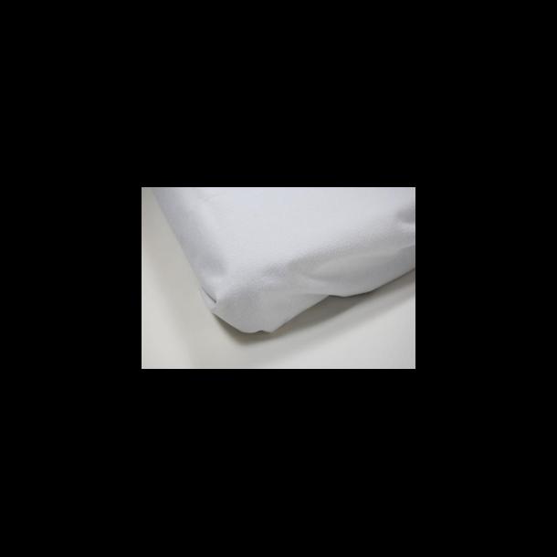 Frotteunderlag Hvid str. 50 x 70 cm.