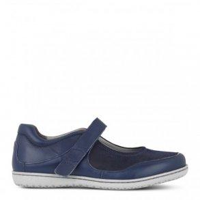 f5b83330ca87 Klassisk sko med bred velcro 172-40-210 - Dame sko støvler - Boisen