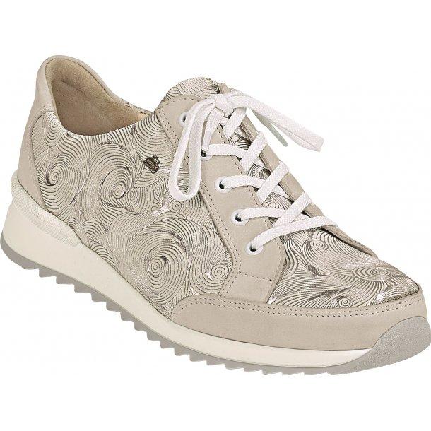 Pordenone Finn Comfort sko Sølv / Sand