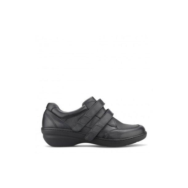 New Feet - Sko med lille hæl - Sort