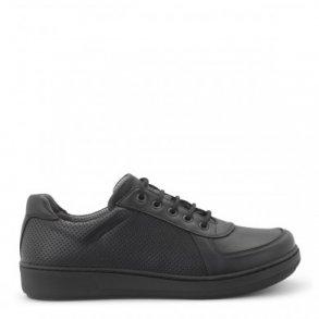 New Feet Sko med velcro og gænge Sort Dame skostøvler
