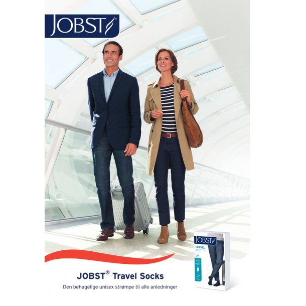 Jobst - Travel, Rejsestrømper